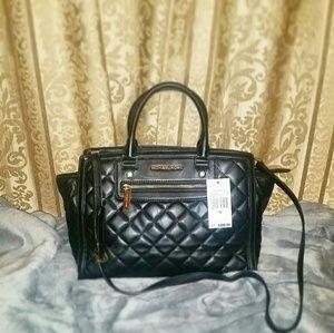 NEW Michael Kors quilted handbag satchel